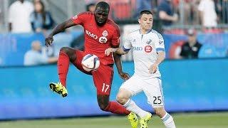 HIGHLIGHTS: Toronto FC vs. Montreal Impact | June 24, 2015