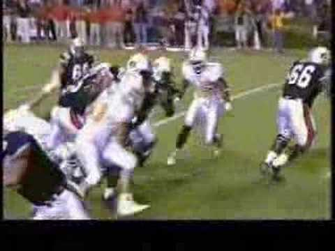 Auburn Tigers Football Ronnie Brown Tribute Video