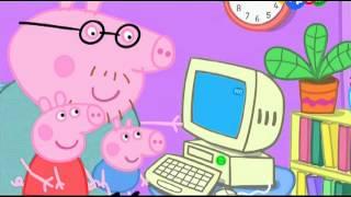 Мультфильм  Свинка Пеппa1(94 мин).  Peppa pig1(94 min)