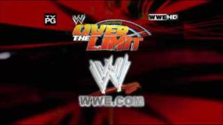 Over the Limit: WWE Champion John Cena vs. Batista