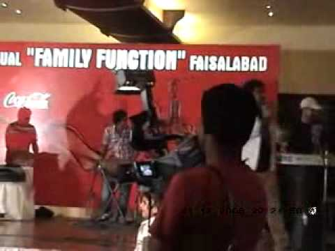 Coca Cola Annual Function Faisalabad Pakistan 2010 (Part-2)