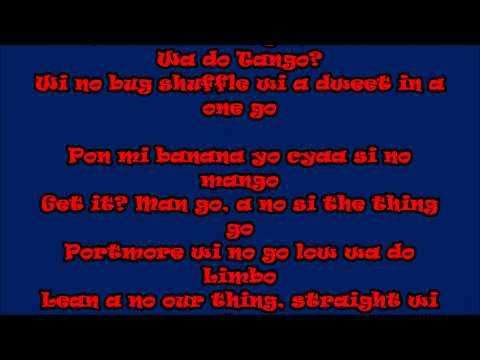 Vybz Kartel - Rambo Kanambo Lyrics [Explicit] Selfie Riddim   June 2014