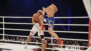 RAJMUND Kaukaz Mamed Khalidov  Piosenka na wejście na ring