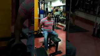 20kg dumbbell  shoulder
