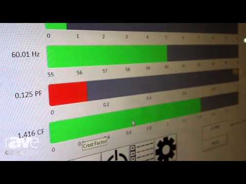 CEDIA 2014: SurgeX Demos Its enVision Diagnostic Tool For Testing Power Management Products