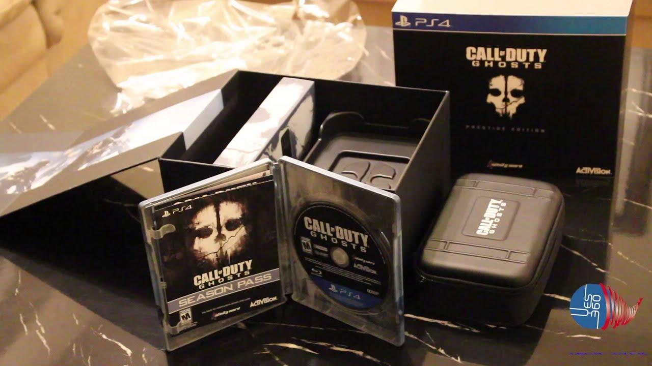 Call of Duty Ghosts Prestige Edition Wallpaper Call of Duty Ghost Prestige