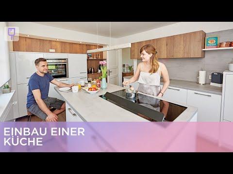 Einbau einer Küche | Renovieren mit Elmar
