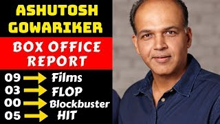 Director Ashutosh Gowariker Hit And Flop Movies List With Box Office Collection Analysis
