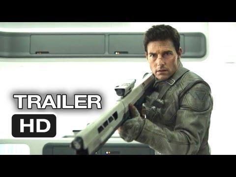 Oblivion Official Trailer #2 (2013) – Tom Cruise, Morgan Freeman Movie HD