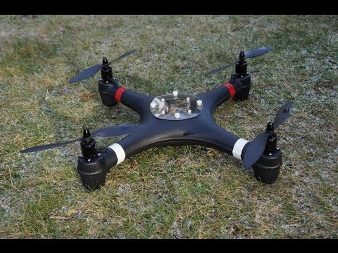 Floating Waterproof Quadcopter By Aquacopters.com