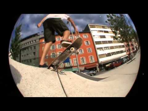 Planet Tirol Skate Video Contest Leftover Clips