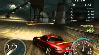 Need For Speed Underground 2 (karma yarış)