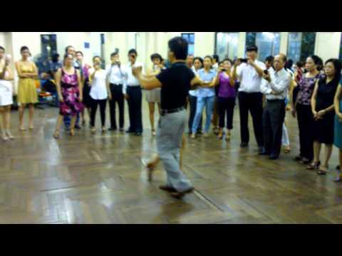 Chachacha-Bài 2- Thầy Đức Thắng- Tháng 11/2012