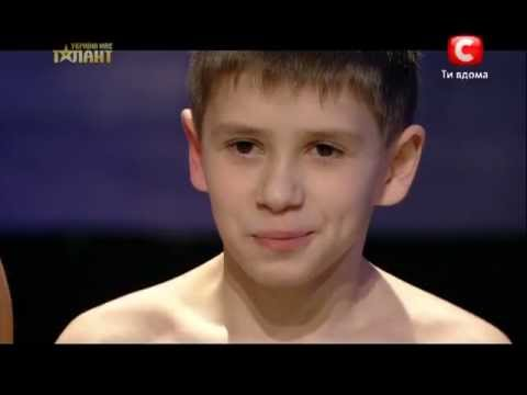 WORKOUT Турникмены на Украина мае талант 5 сезон СТБ