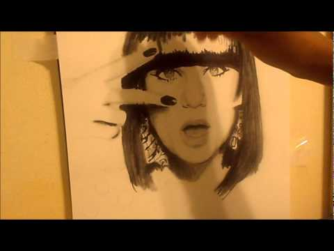 Jessie J (Jessica Cornish) Drawing