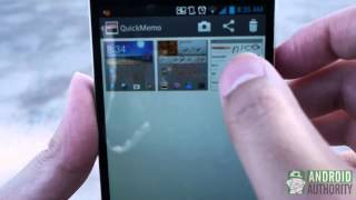 LG Optimus G from Sprint Review