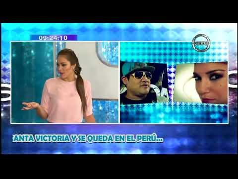 Amigos de Tilsa Lozano niegan que haya vuelto con el 'Loco' Vargas