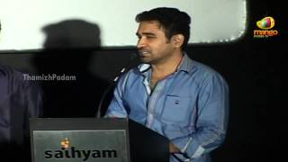 Arakkonam - Santhanam - Shivani Movie Press Meet - Chandru, Lakshmi Nair, Kavya M Shetty, Hansraj Saxena