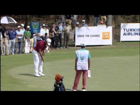 Asian Tour Golf Highlights Panasonic Open India 2012 Day 4
