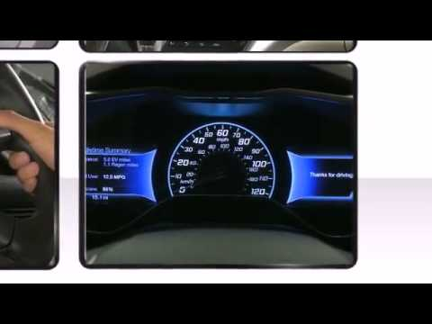 2013 Ford C-Max Video
