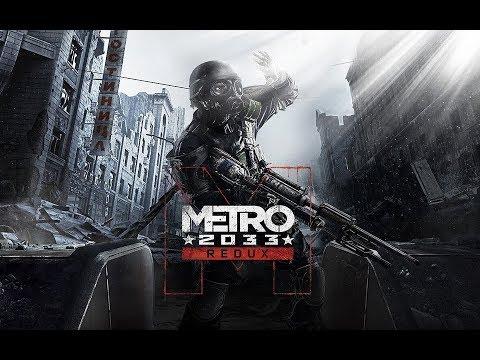Metro 2033 Redux ► Прохождение #1 ► МЕТРО 2033 (без комментариев) [2K 1440p]