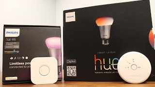 Philips Hue 2.0 and New Lightstrip Plus - Review and Comparison