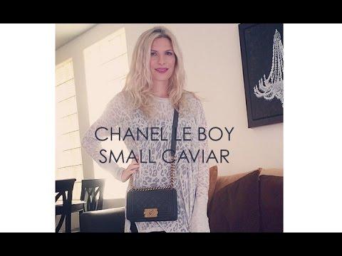 Chanel Boy Bag Caviar Price Chanel le Boy Small Caviar