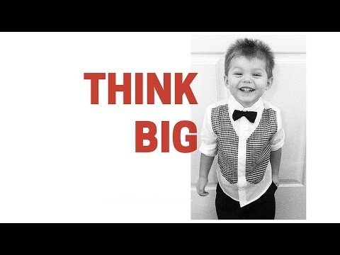 Think Big, Grow Bigger  (Parsha Shlach)
