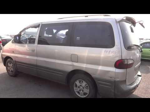 [Autowini.com] Korean used Car - 2002 Hyundai Starex ZVX (kncar-003)