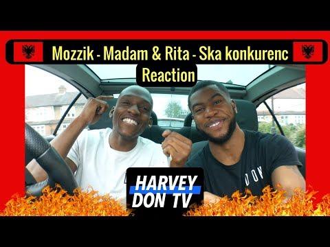 Mozzik - Madam & Rina ft Fero - Ska konkurenc Reaction Harvey Don Tv @RaymanBeats thumbnail