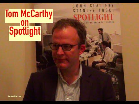 "Oscar Winner Tom McCarthy On Making Of ""Spotlight"""