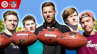 Legendary Shots Battle: NFL Pro Bowl Skills Showdown