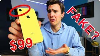 $99 fake iphone ..