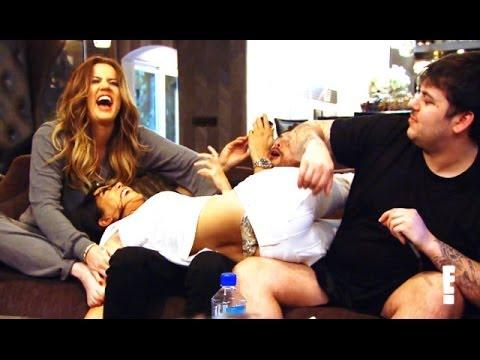 'KUWTK' Preview: Kourtney Calls Khloe Kardashian 'Fat'