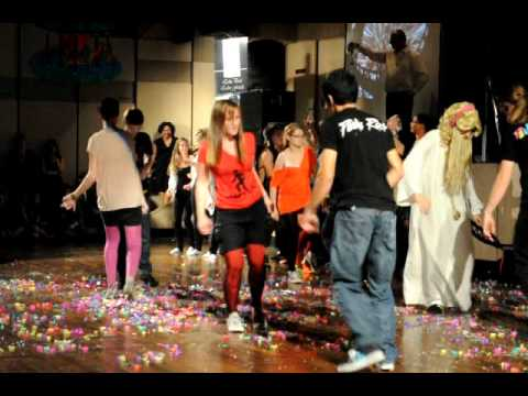 Party Rock Anthem (LMFAO) Group Choreography from our Prom (BG Maturaball 2011)