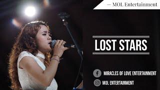 Lost Stars - Adam Levine cover by  MOL Entertainment ft Devi Castio