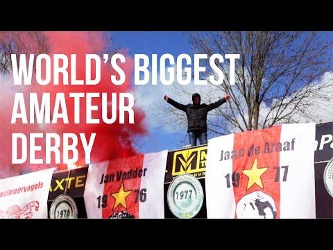 World's Biggest Amateur Derby (Probably) - Ft Sausages & Caviar