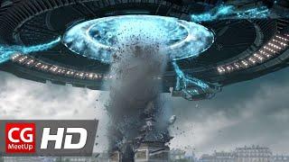 "CGI Sci-fi Short Film HD ""INVASION DAY Sci-fi Short Film"" by ISART DIGITAL   CGMeetup"