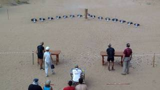 The Russian Shotgun Practical Shooting Cup IPSC Competitions - Duel