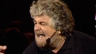 Beppe Grillo Reset 2007 By Zu