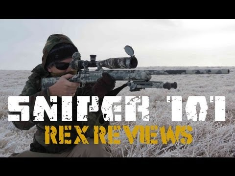 SNIPER 101 Part 9 - Bolt Action Design and Barrel Selection - Rex Reviews