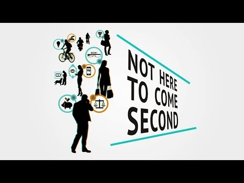 Not Here to Come Second - nVision UK annual consumer trends conference