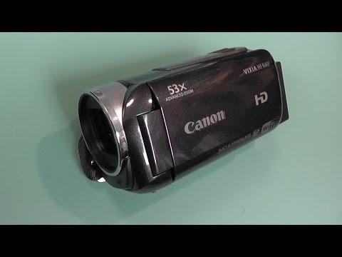 Canon VIXIA HF R40