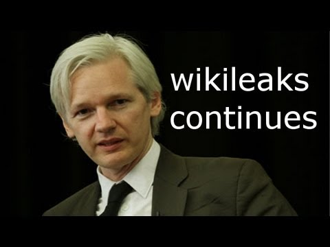 Thumb NMA 3D Animation explaining: WikiLeaks
