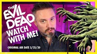 """Watch """"THE EVIL DEAD"""" w/ Darren Van Dam!"""