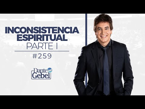 Dante Gebel #259 | Inconsciencia Espiritual – Parte I video