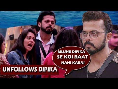 Sreesanth SLAMS & UNFOLLOWS Dipika Kakar | Telly Reporter thumbnail