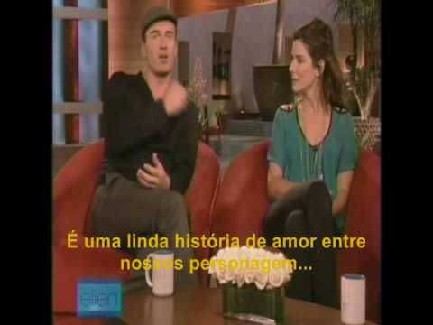 Sandra Bullock no Ellen DeGeneres 2007 (parte 1) LEGENDADO Video
