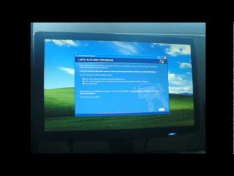 How to Bypass Windows XP activation!