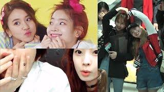FMV TWICE DubChaeng Say You re Just a Friend Dahyun x Chaeyoung